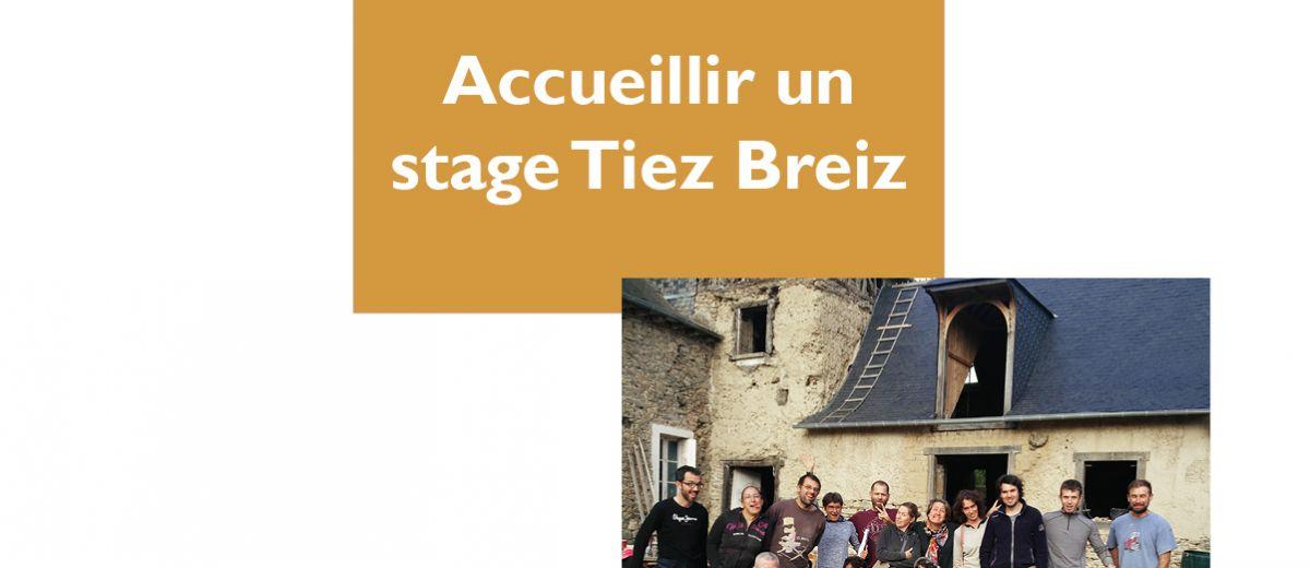 guide accueillir un stage Tiez Breiz