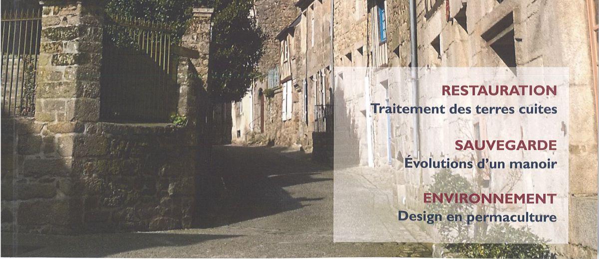 Revue TIEZ BREIZ - Maisons et Paysages de Bretagne - N°37 - 2018