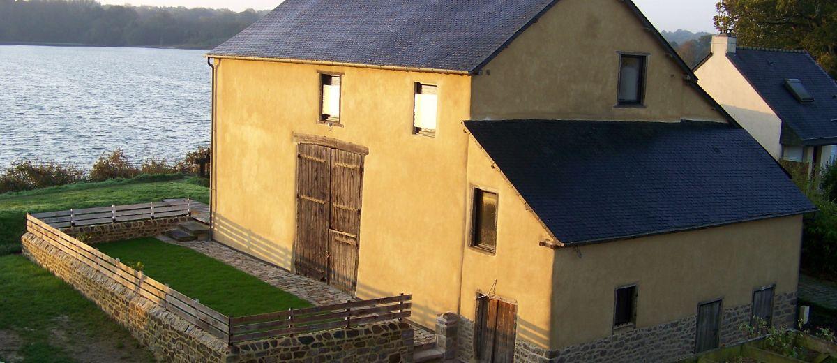 restaurer une maison ancienne