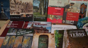 bibliothèque patrimoine Tiez Breiz