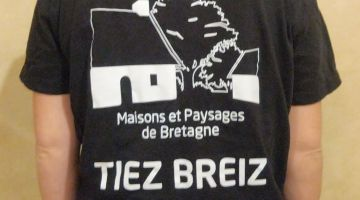 le tee-shirt Tiez Breiz