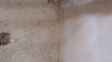 enduit chaux chanvre, restauration maison ancienne, patrimoine, stage enduit, Bretagne