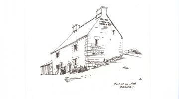 Maison- Morbihan par A. Degez