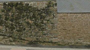 mur maçonné, bâti ancien, enduit à la chaux, patrimoine, restauration, pathologie ciment