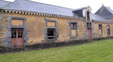 Pierre bleue de Nozay, patrimoine breton, restauration, Bretagne historique