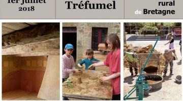 patrimoine, terre, bâti, construction, saint-juvat, conférence, four à pain, commune du patrimoine rural de Bretagne