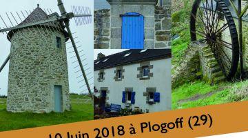 Sortie Cap Sizun : histoire d'un village et minoteries