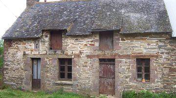 Linteau filant, restaurer sa maison, patrimoine, Bretagne, linteau bois